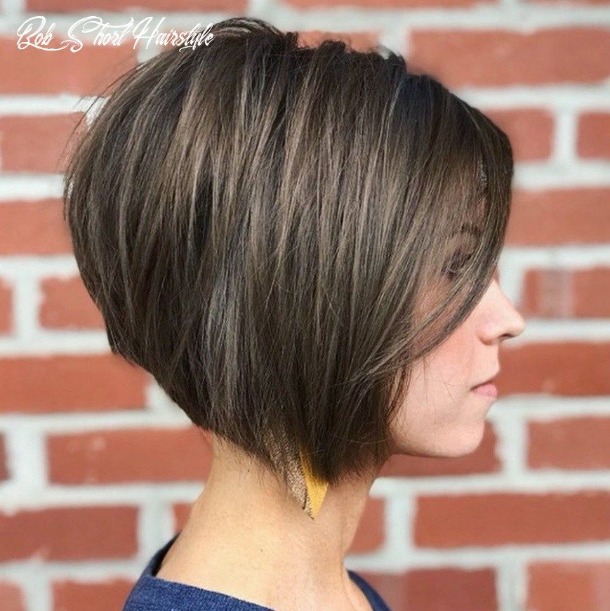 11 best short bob haircuts and hairstyles for women | thick hair
