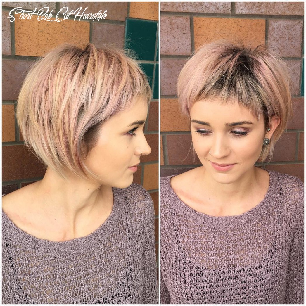 11 best short hairstyles for fine hair 11 short bob cut hairstyle