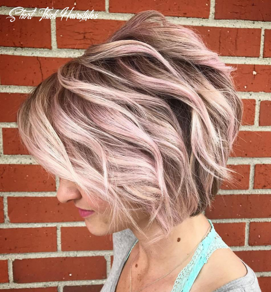 11 best short hairstyles for thick hair in 11 hair adviser short thick hairstyles