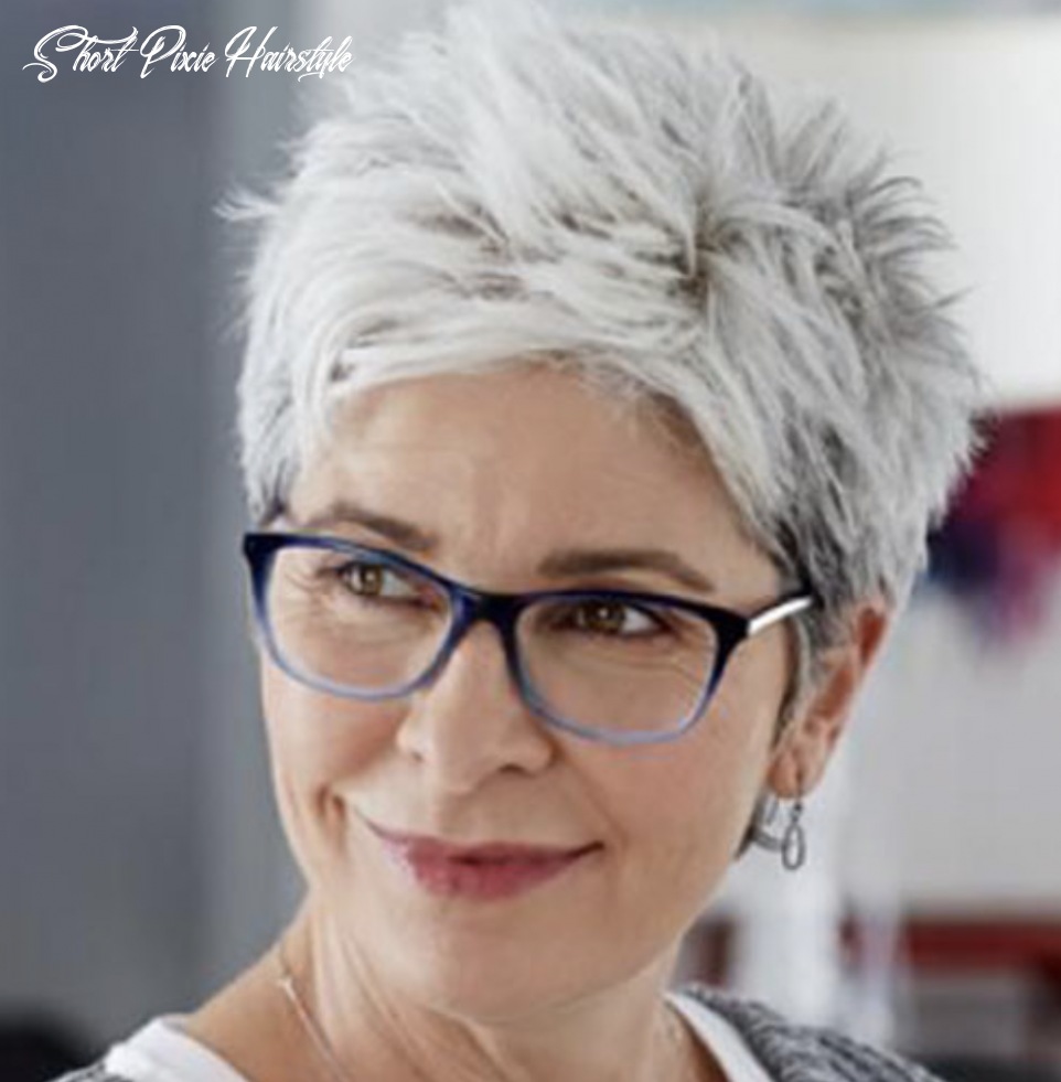 11 best short pixie haircuts for older women 11