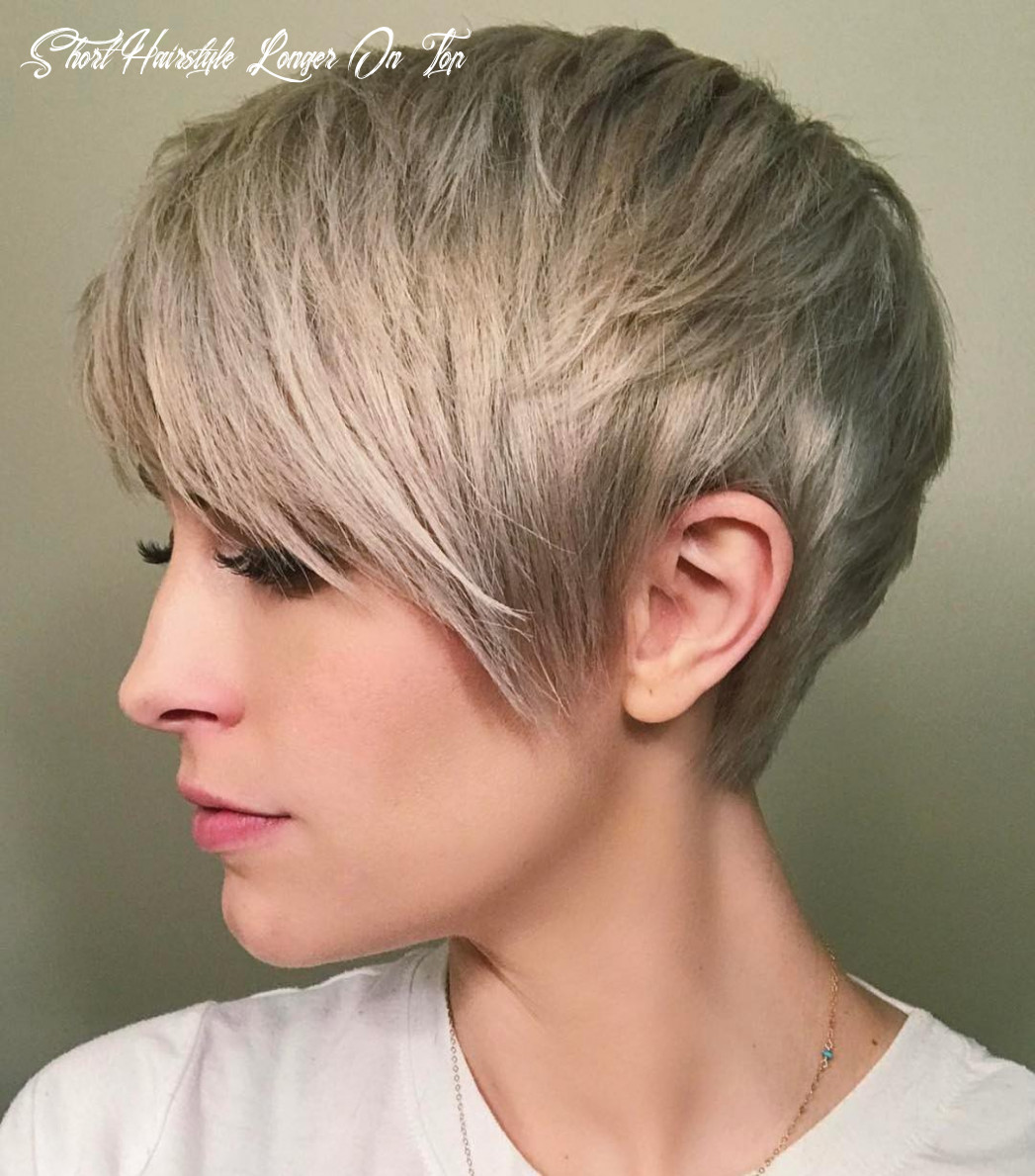 11 best short straight hairstyle trends 11 short hairstyle longer on top