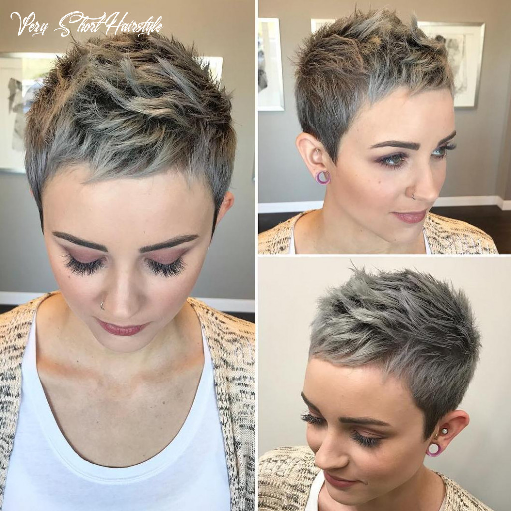 11 best trendy short hairstyles for fine hair hair adviser very short hairstyle
