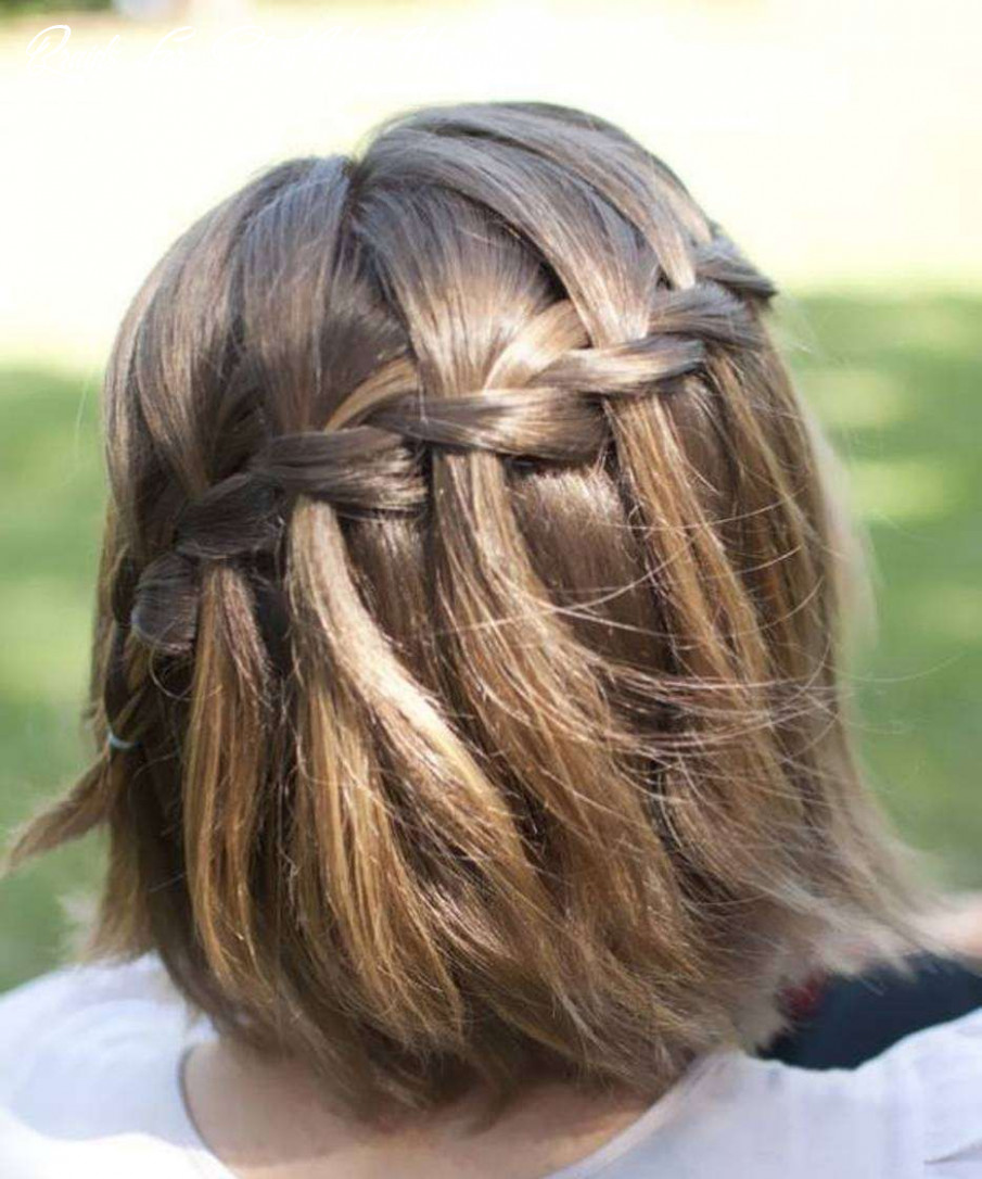 11+ Braids Wedding Hairstyles For Short Hair 11 – Fiveno