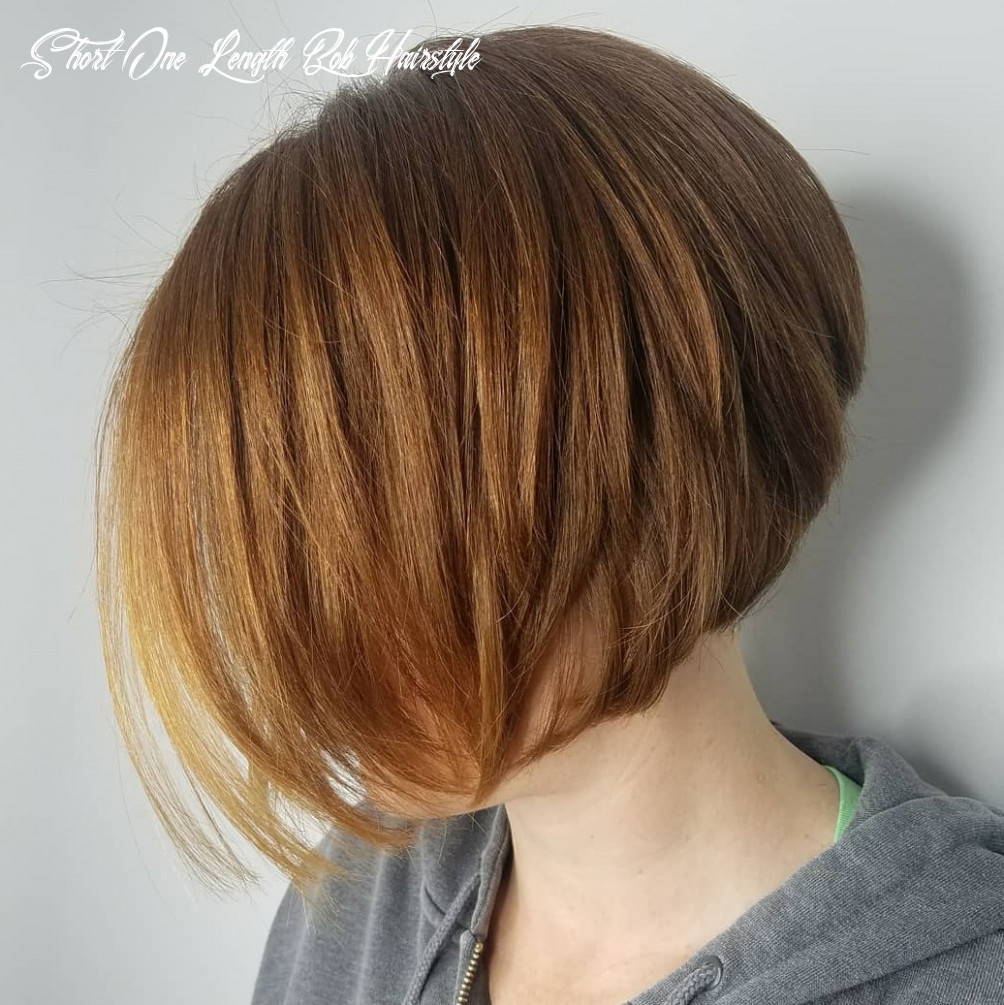 11 brand new short bob haircuts and hairstyles for 11 hair adviser short one length bob hairstyle