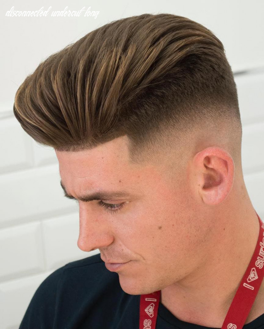 11 Brilliant Disconnected Undercut Examples + How to Guide
