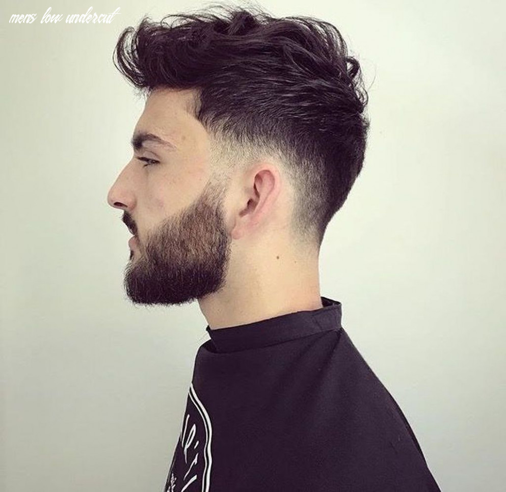 11 captivating short undercut hairstyle ideas for mens | greaser