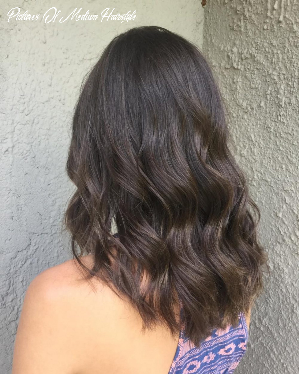 11 chic medium length wavy hairstyles in 11 pictures of medium hairstyle
