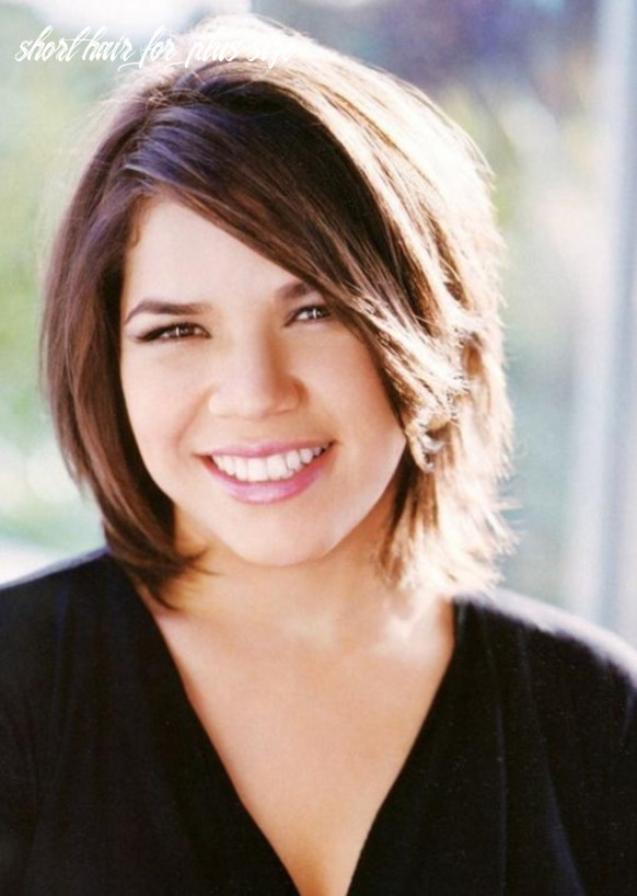 11 chic short hairstyles for plus size women short hair for plus size