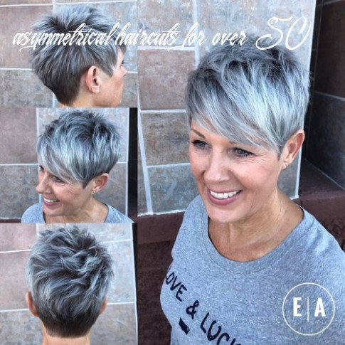 11 classy and simple short hairstyles for women over 11 asymmetrical haircuts for over 50