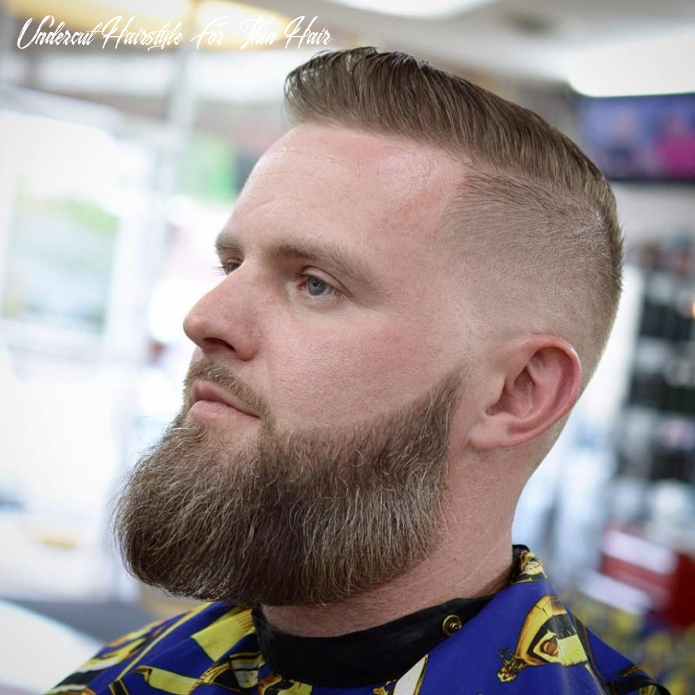 11 classy haircuts and hairstyles for balding men | thin hair men
