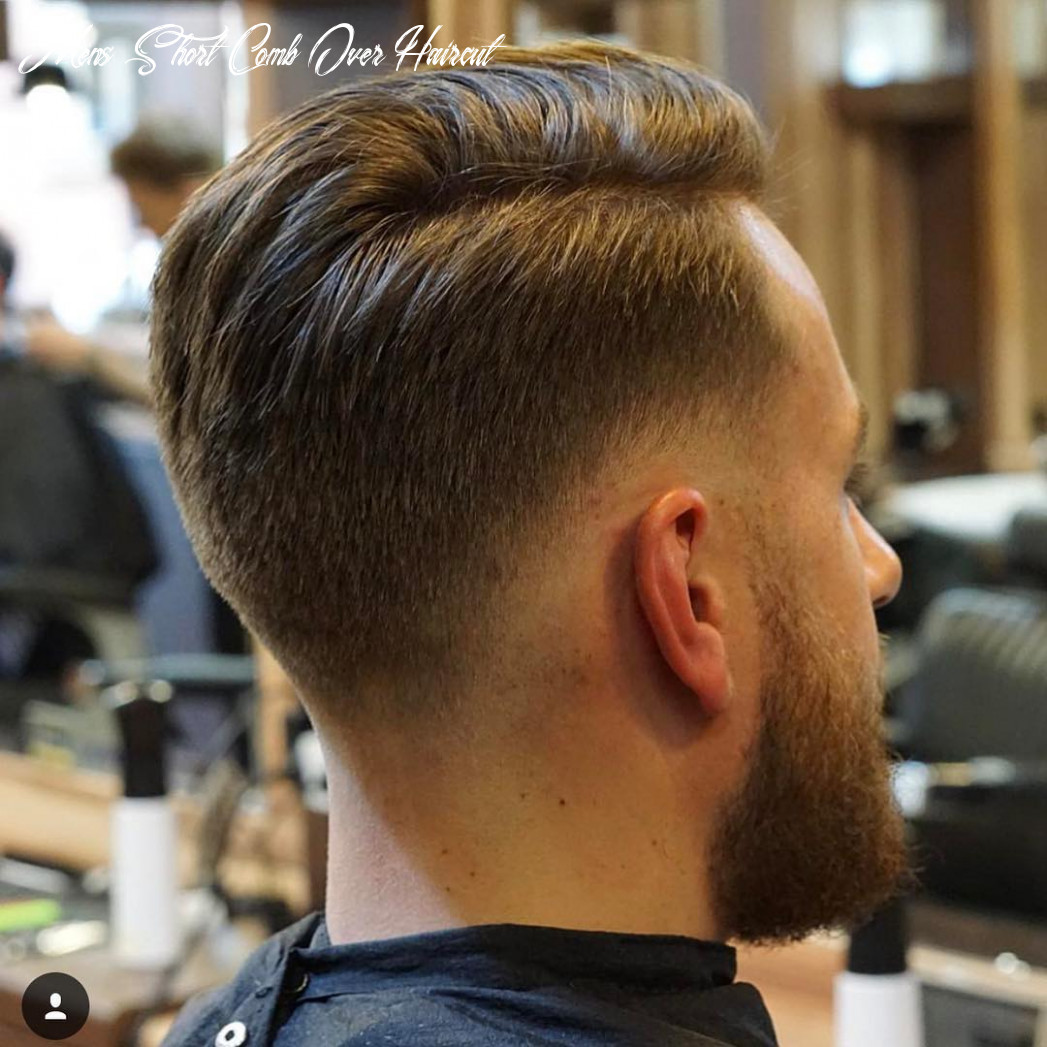 11 Comb Over Haircuts -> Cool New Styles For 11