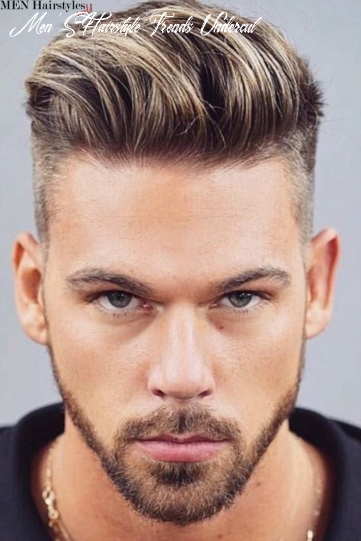 11 cool disconnected undercut hairstyles | mens haircuts short