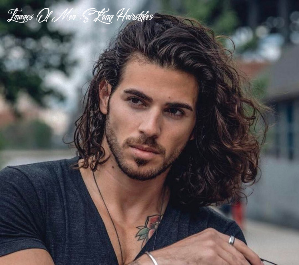 11 Cool Men's Long Hairstyles for You to Have in 11   Long hair ...