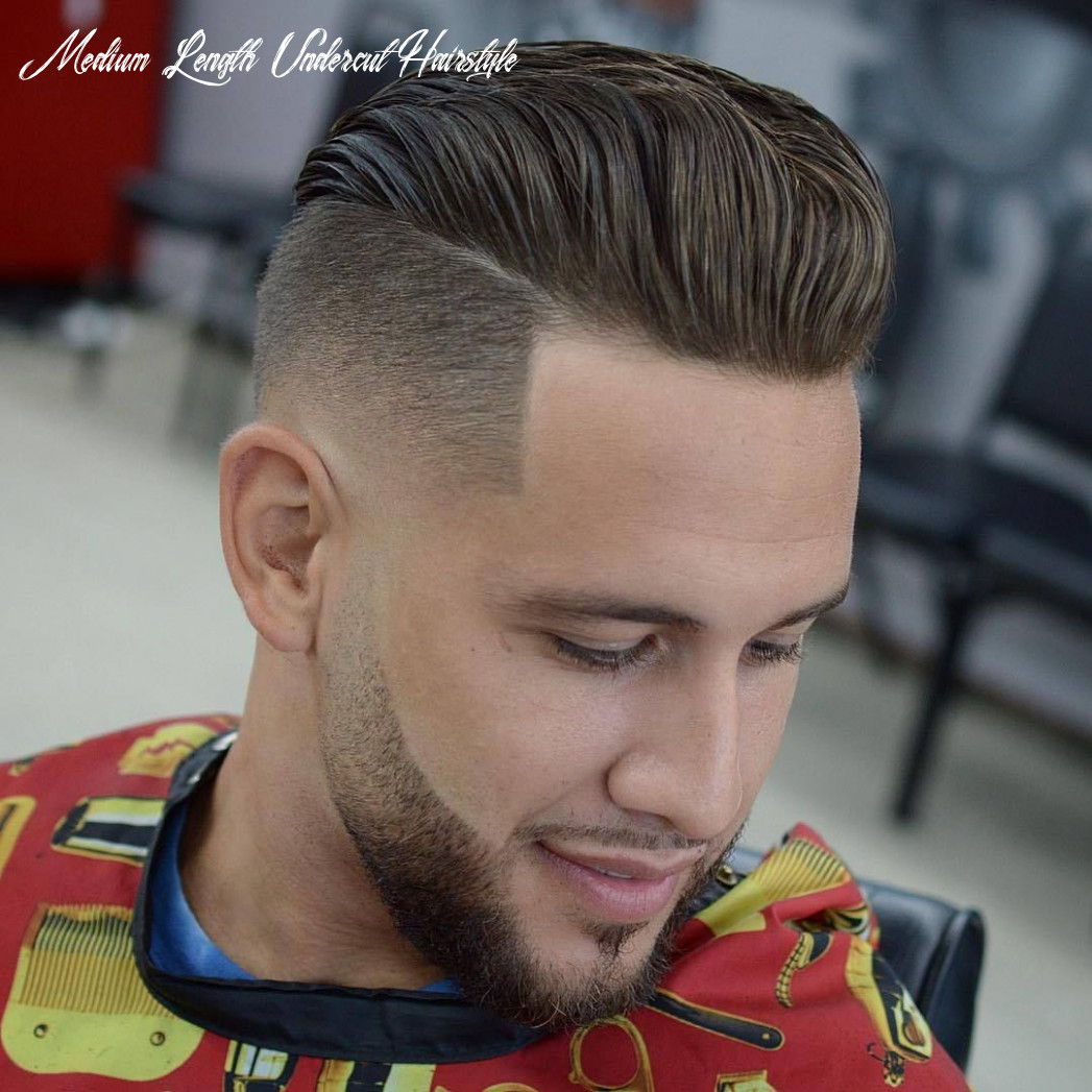 11 coolest undercut hairstyles for men | mens hairstyles undercut