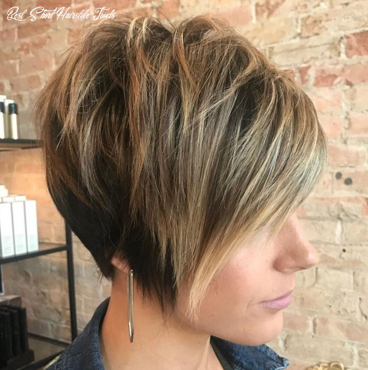 11 cute and easy to style short layered hairstyles | short