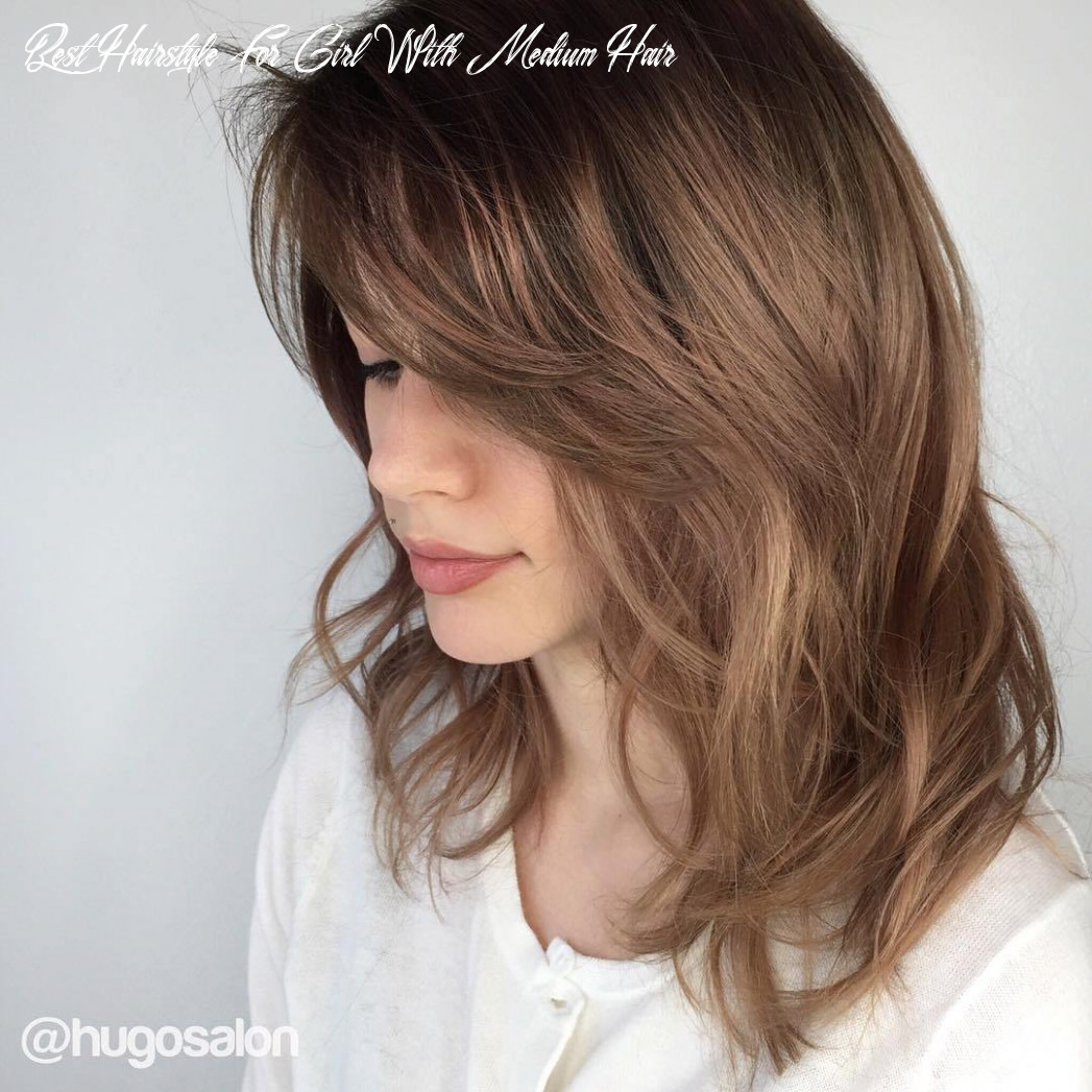 11 cute daily medium hairstyles 11 easy shoulder length hair ideas best hairstyle for girl with medium hair