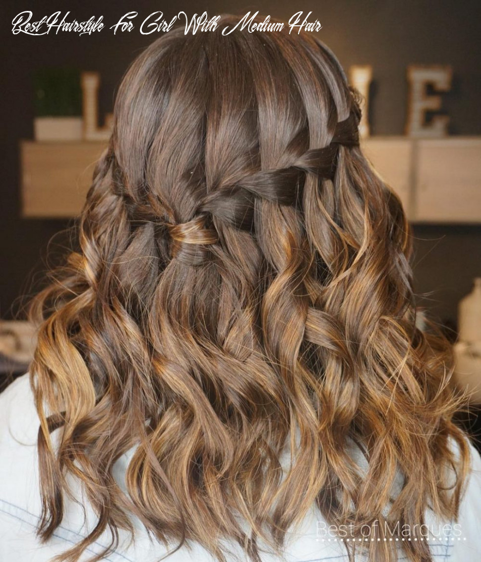 11 cute hairstyles for medium length hair right now best hairstyle for girl with medium hair
