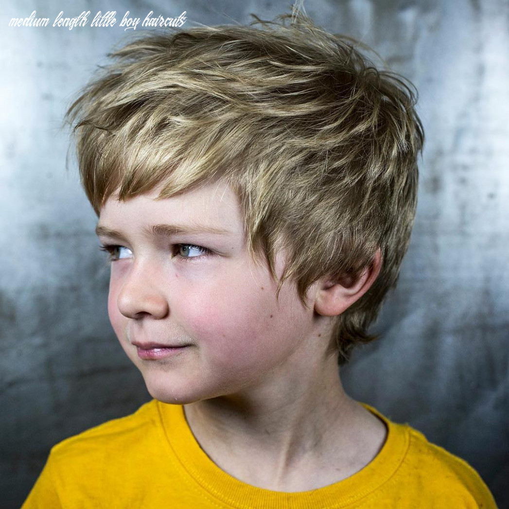 11 cute little boy haircuts (11 styles) medium length little boy haircuts