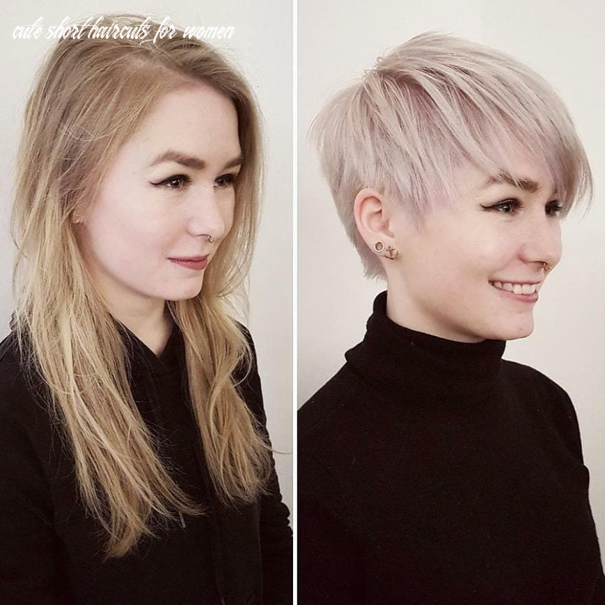 11 cute short haircuts for women wanting a smart new image, 11
