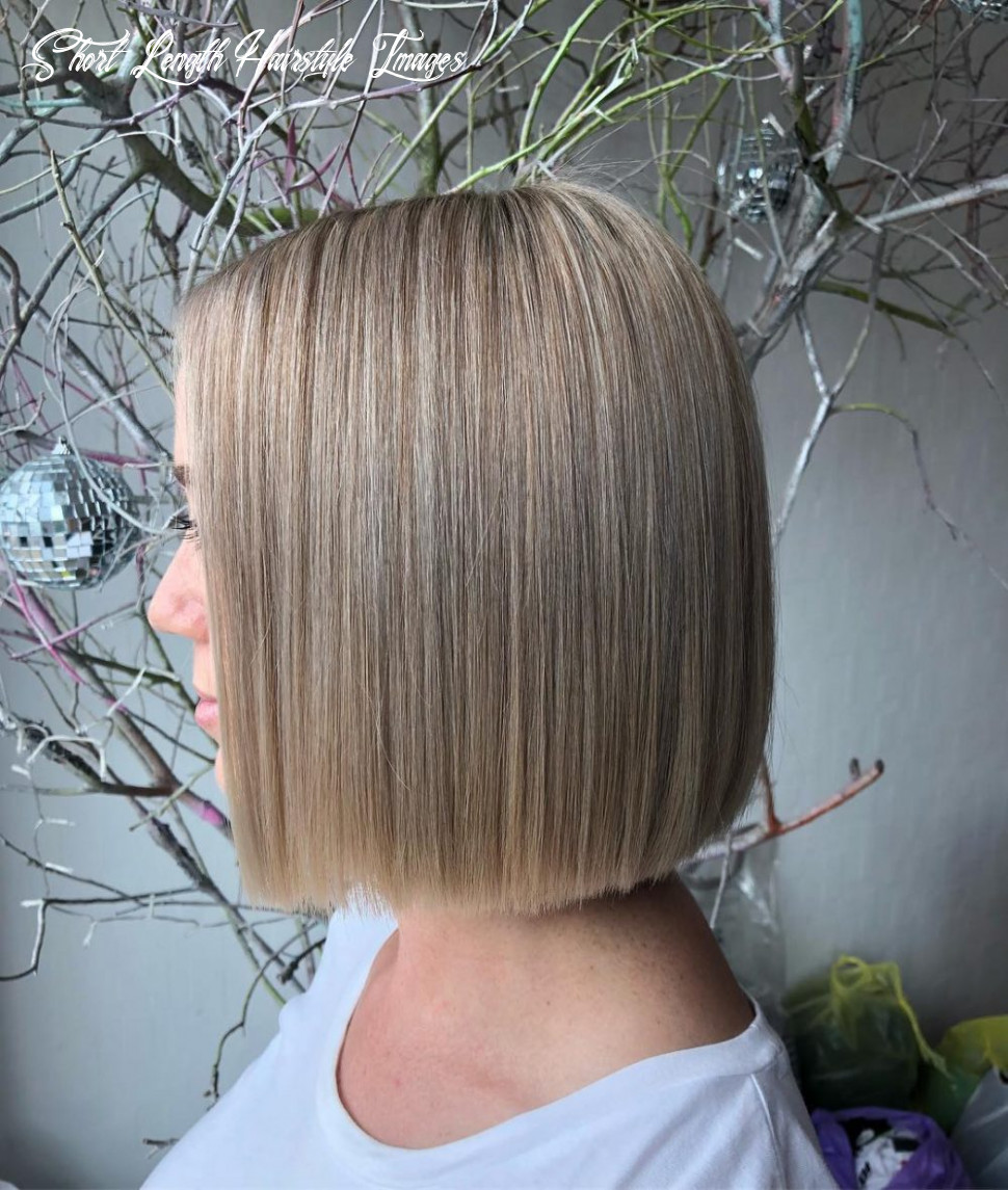 11 cutest chin length hairstyles (trending for 11) short length hairstyle images