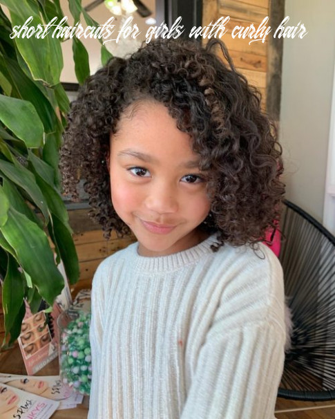 11 cutest short hairstyles for little girls in 11 short haircuts for girls with curly hair