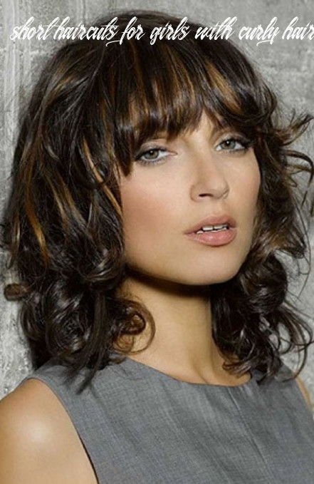 11 easy hairstyles for short curly hair the trend spotter short haircuts for girls with curly hair