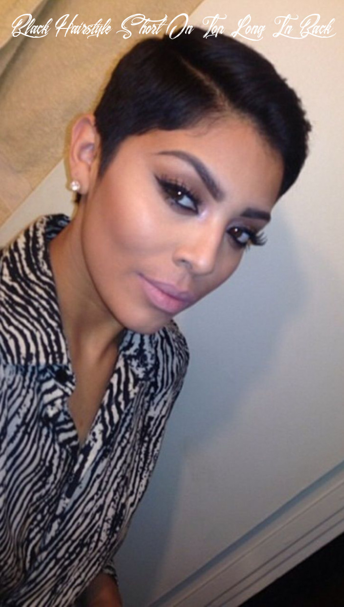 11 easy short hairstyles for african american women   popular