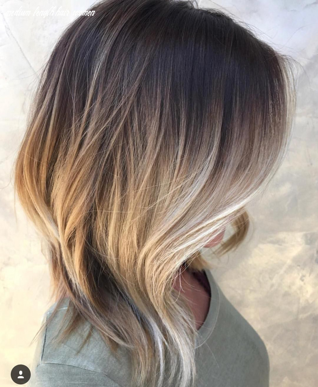 11 everyday medium hairstyles for thick hair 11: easy trendy