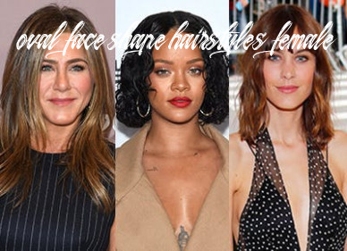 11 flattering haircuts for oval faces purewow oval face shape hairstyles female