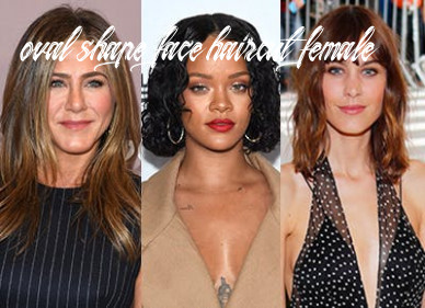 11 flattering haircuts for oval faces purewow oval shape face haircut female