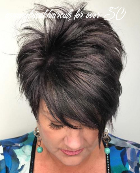 11 flawless pixie haircuts for women over 11 asymmetrical haircuts for over 50