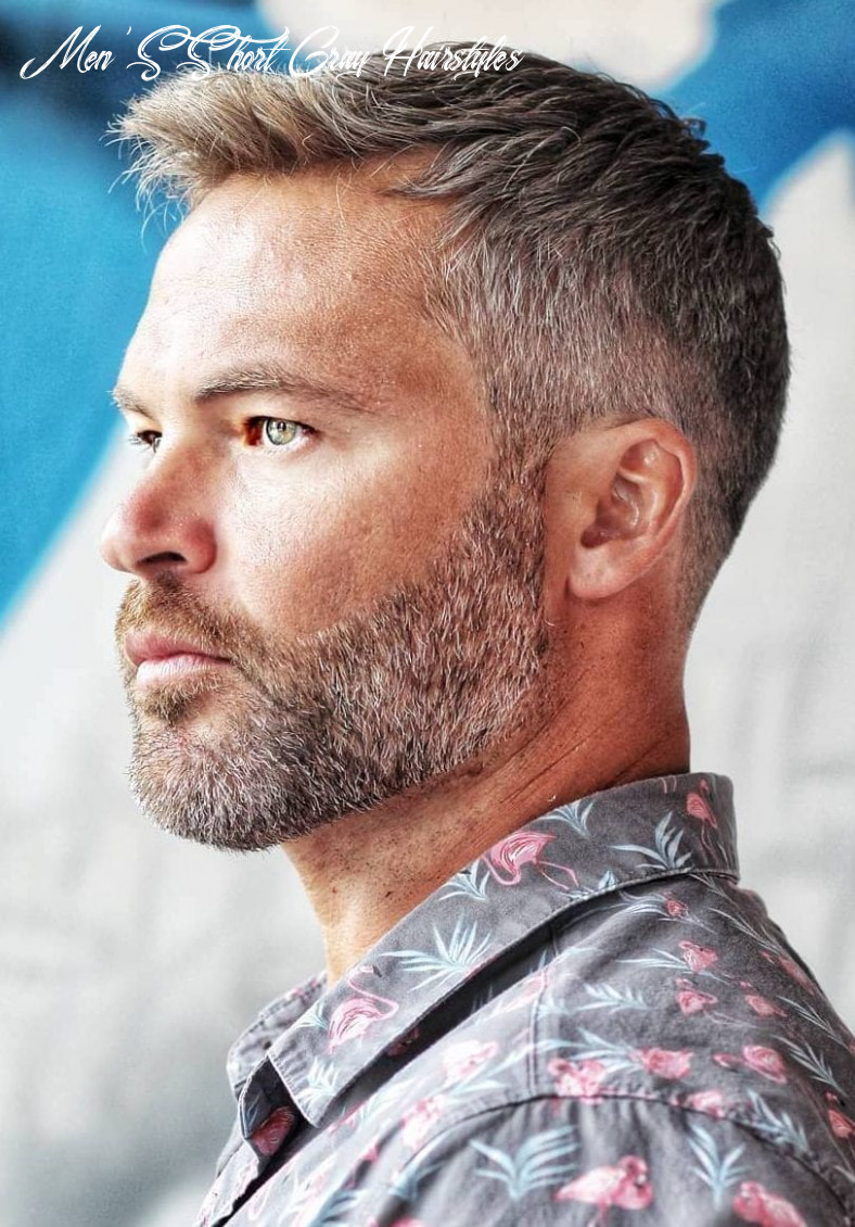 11 glorious hairstyles for men with grey hair (a k a