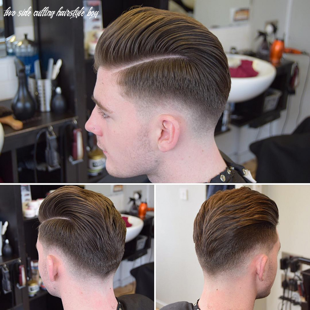 11 good haircuts for men (11 styles) two side cutting hairstyle boy