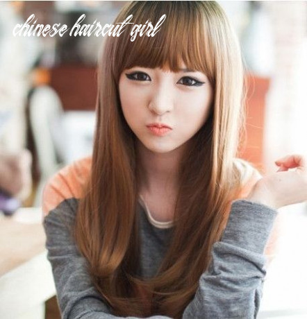 11 gorgeous asian hairstyles for girls chinese haircut girl