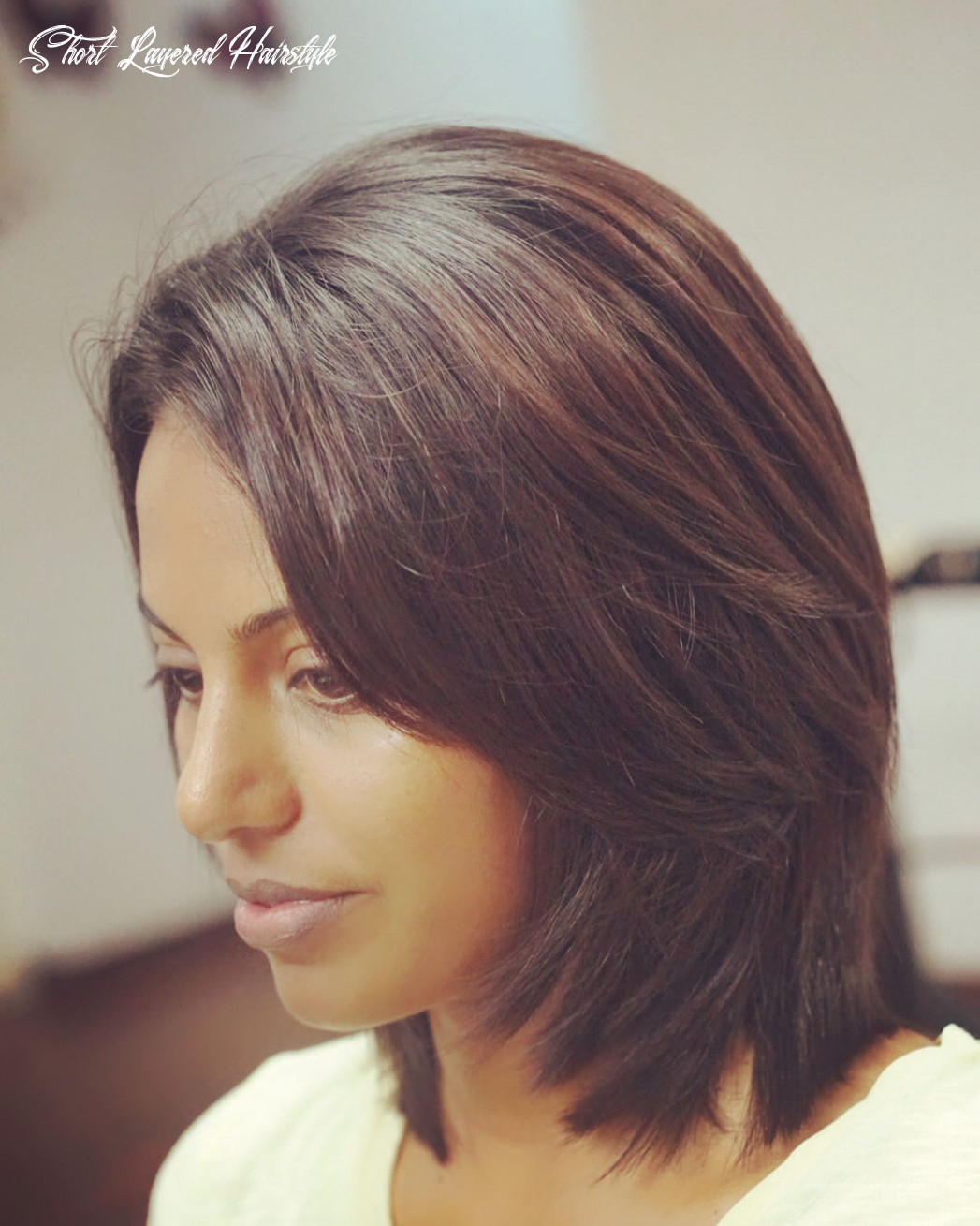 11 gorgeous short layered hairstyles for all hair types prochronism short layered hairstyle