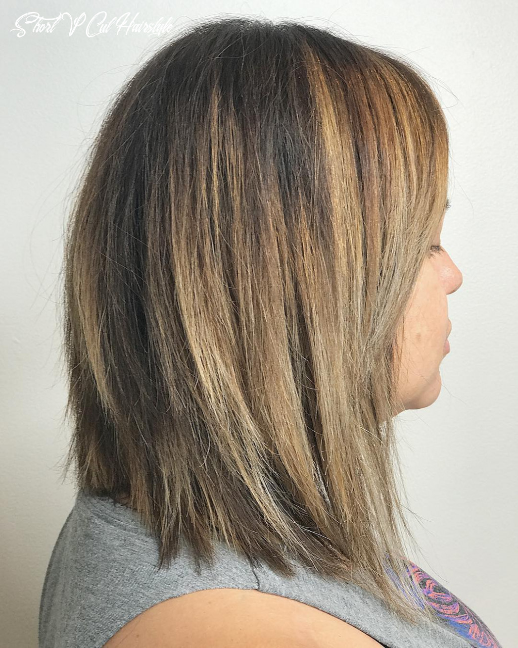 11 gorgeous short layered hairstyles for all hair types prochronism short v cut hairstyle