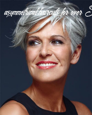 11 Great Short Haircuts for Women Over 11 - Styles Weekly