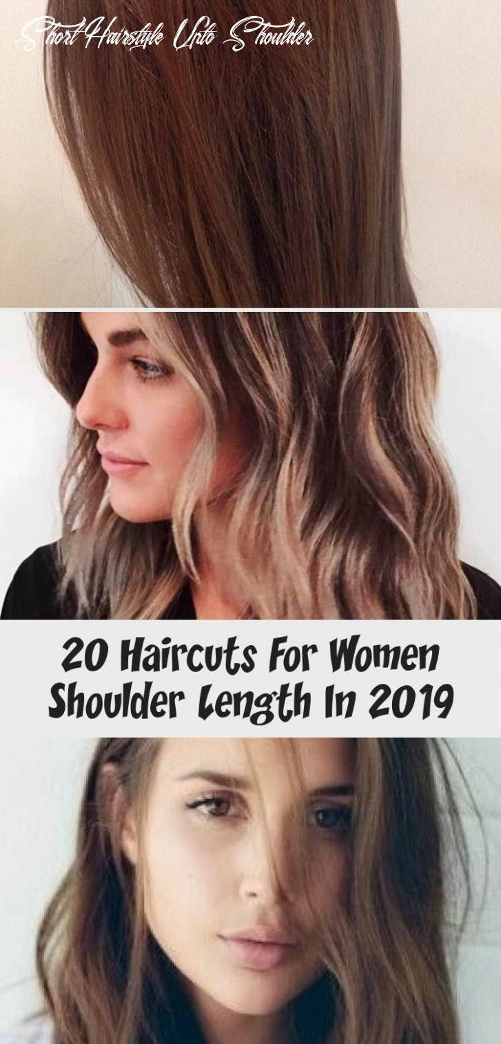 11 Haircuts for Women Shoulder Length in 1119, Not too short and ...