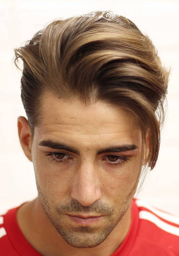 11 hairstyles for men with thin hair (add more volume) mens hairstyles medium length thin hair