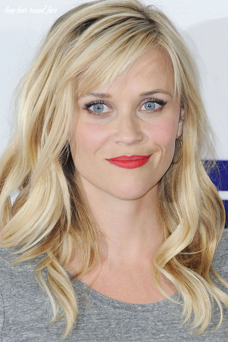 11 hairstyles for round faces that are seriously flattering ...