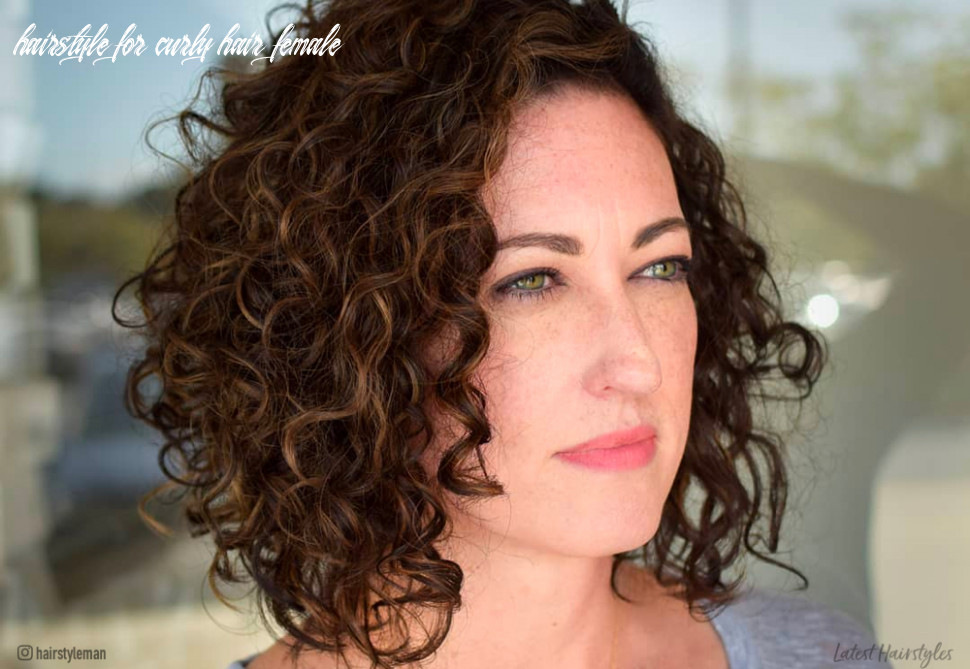 11 hottest curly bob hairstyles that rock this year hairstyle for curly hair female