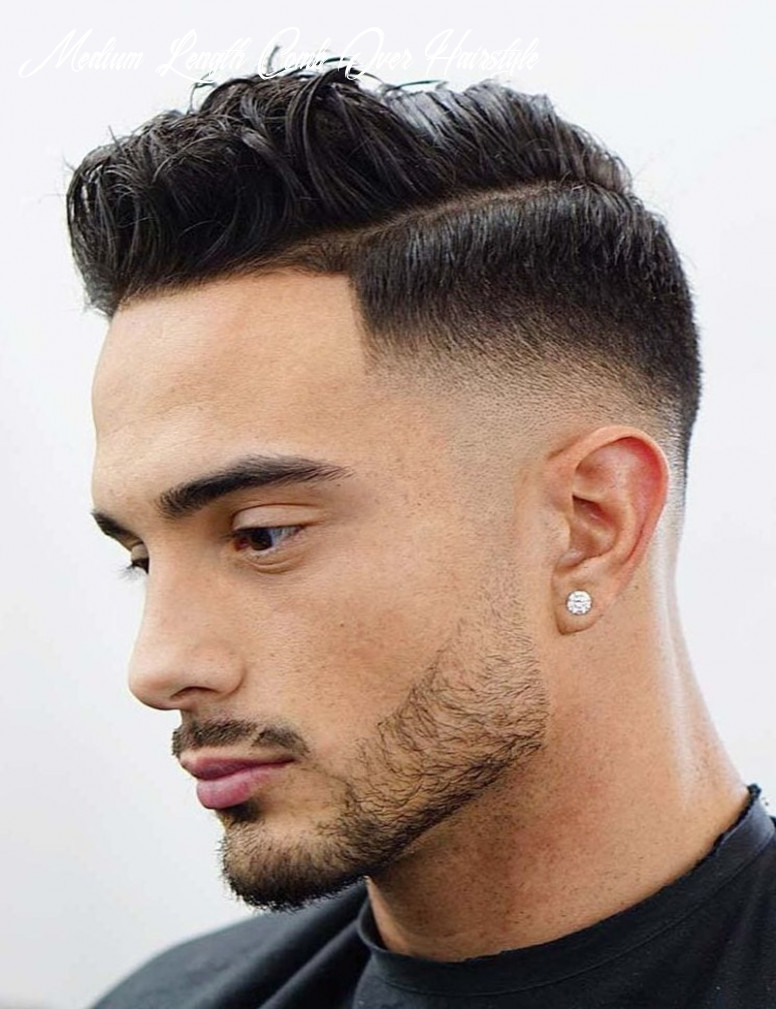 11 Hottest Men's Comb Over Hairstyles for 11
