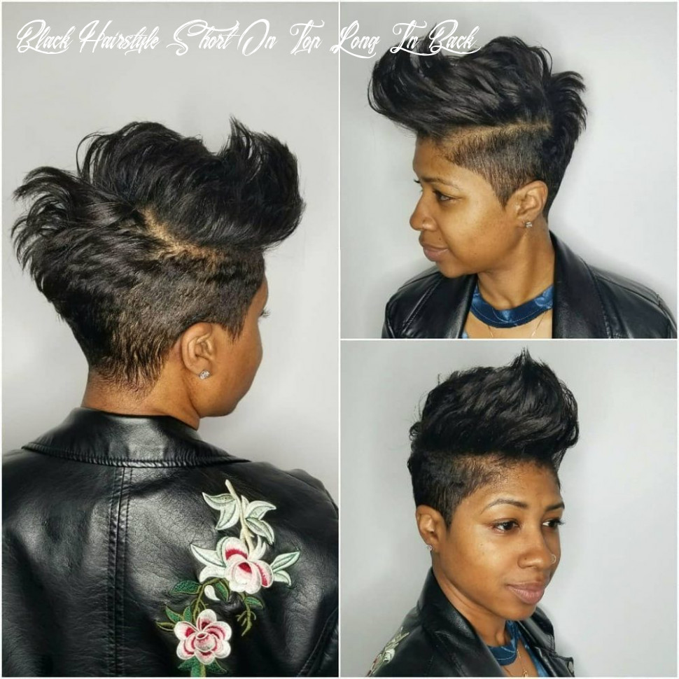 11 Hottest Short Hairstyles for Black Women for 11