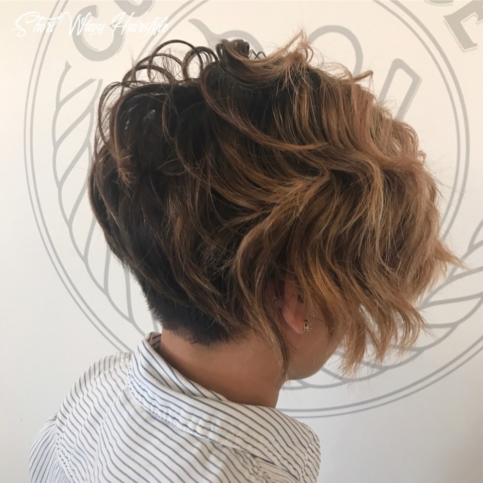 11 hottest short wavy hairstyles trending in 11 short wavy hairstyle