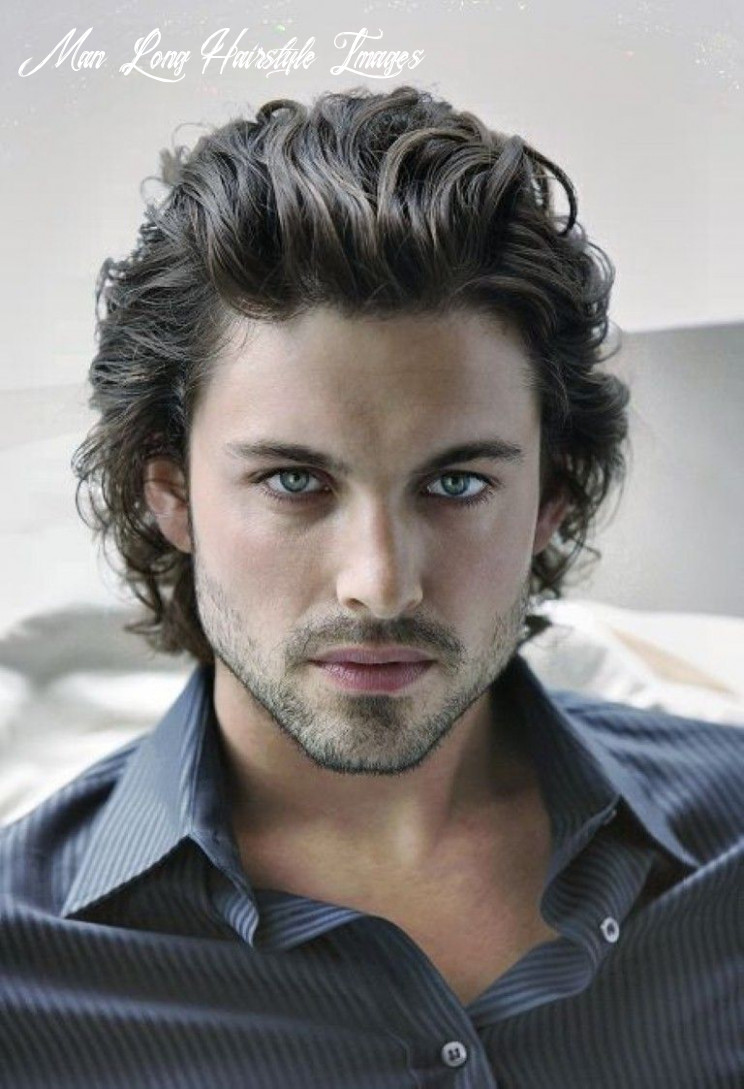 11 incredible long hairstyles & haircuts for men man long hairstyle images