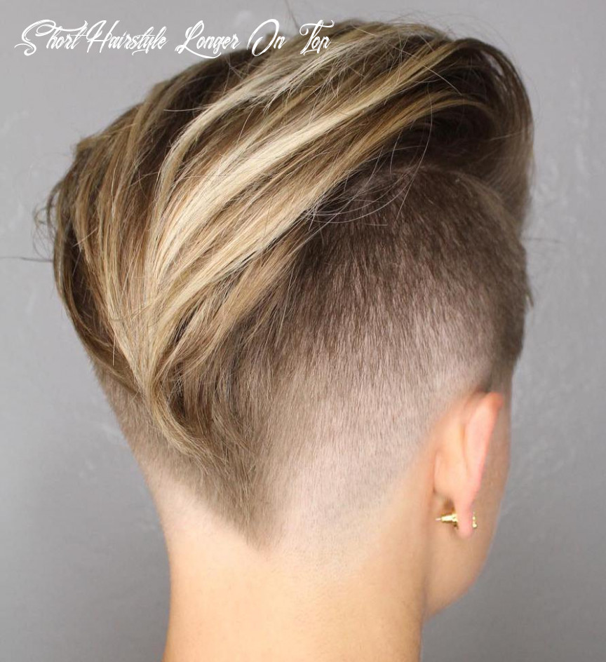 11 inspiring pixie undercut hairstyles short hairstyle longer on top