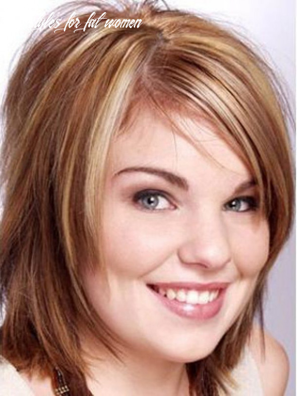 11 latest hairstyles for over 11 and overweight 11 hairstyles for fat women