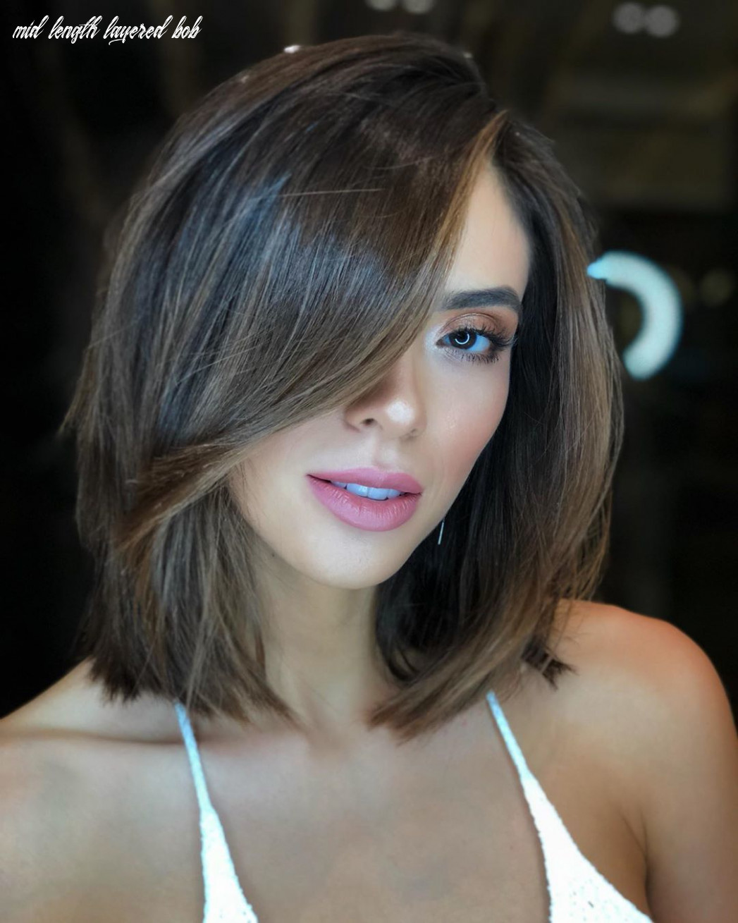 11 layered bob hairstyles to inspire your next haircut in 11 mid length layered bob