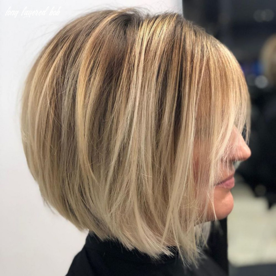 11 layered bob styles: modern haircuts with layers for any