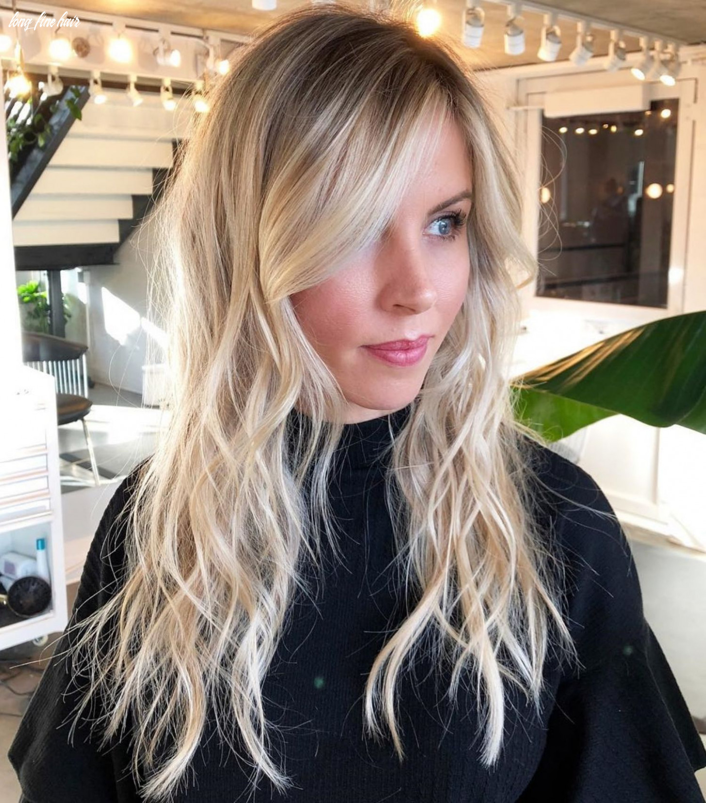 11 long hairstyles and haircuts for fine hair | haircuts for fine